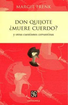 Eldeportedealbacete.es Don Quijote ¿Muere Cuerdo? Image