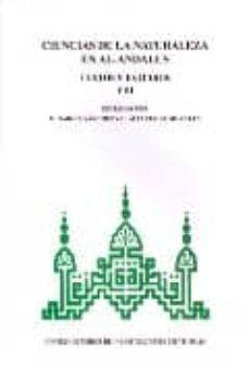 Geekmag.es Ciencias De La Naturaleza En Al-andalus: Textos Y Estudios. Vol. Viii Image