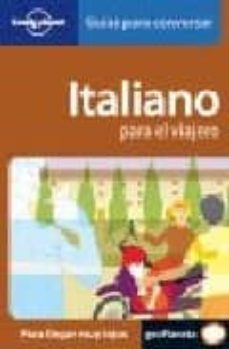 Descargar ITALIANO PARA EL VIAJERO gratis pdf - leer online