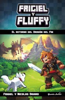 minecraft. frigiel y fluffy (ebook)-9788408171164