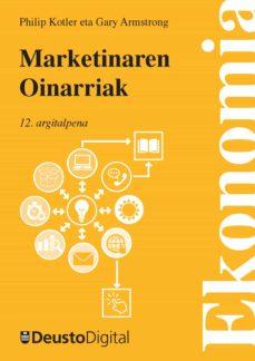 marketinaren oinarriak (ebook)-philip kotler-gary armstrong-9788415772064