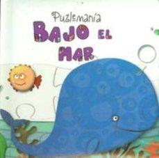 Chapultepecuno.mx Bajo El Mar Puzlemania (Libro Puzle) Image
