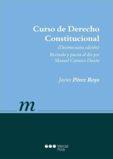 Curiouscongress.es Curso De Derecho Constitucional (14ª Ed.) Image