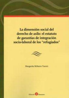 """Titantitan.mx La Dimensión Social Del Derecho De Asilo: El Estatuto De Garantía S De Integración Socio-laboral De Los &Quot;refugiados"""" Image"""