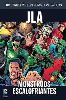 Descargar audiolibros online COLECCION NOVELAS GRAFICAS Nº 94: JLA: MONSTRUOS ESCALOFRIANTES de