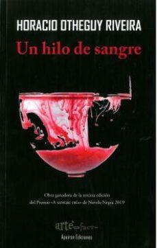 Descarga de libro pdf UN HILO DE SANGRE