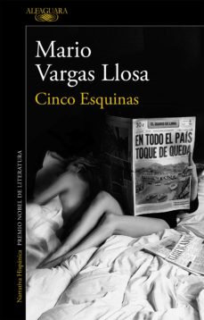 Ebooks uk descarga gratis CINCO ESQUINAS de MARIO VARGAS LLOSA 9788420418964