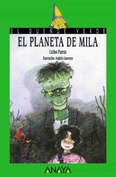 el planeta de mila-carlos puerto-9788420749464