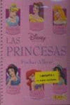 Colorroad.es Princesas Disney (Album + 36 Sobres) Image