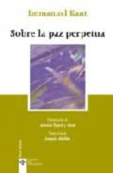 Costosdelaimpunidad.mx Sobre La Paz Perpetua (7ª Ed.) Image