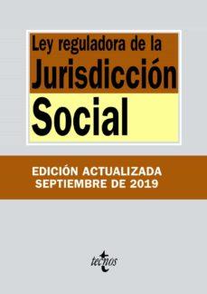Upgrade6a.es Ley De La Jurisdiccion Social Image