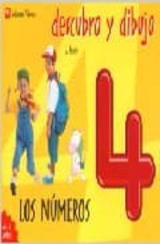 Encuentroelemadrid.es Descubro Y Dibujo: Los Numeros 4 (Educacin Infantil, 3-4 Años) Image
