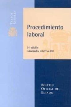 Inmaswan.es Procedimiento Laboral (14ª Ed.) Image