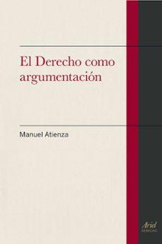 Bressoamisuradi.it El Derecho Como Argumentacion Image