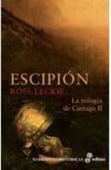 escipion: la trilogia de cartago ii-ross leckie-9788435061964
