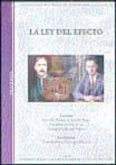 Geekmag.es La Ley Del Efecto (50216dv01a01) Image