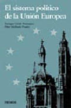 el sistema politico de la union europea-enrique linde paniagua-pilar mellado prado-9788436814064