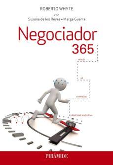 negociador 365 (ebook)-roberto whyte-9788436840964