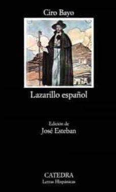 Descargas gratuitas de libros electrónicos de dominio público LAZARILLO ESPAÑOL de CIRO BAYO (Spanish Edition) FB2 PDF CHM