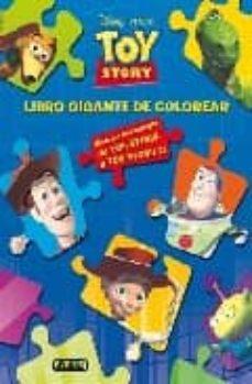 Enmarchaporlobasico.es Toy Story: Libro Gigante De Colorear Image