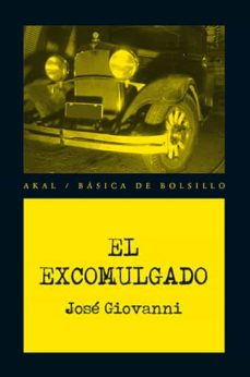 Ebooks descargar griego gratis EL EXCOMULGADO CHM ePub 9788446039464 de JOSE GIOVANNI en español