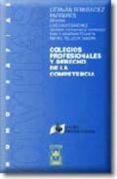 Inmaswan.es Colegios Profesionales Y Derecho De La Competencia Image