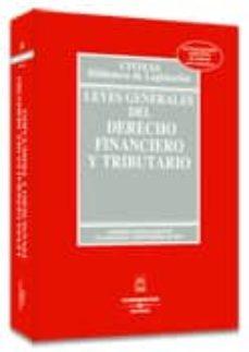 Iguanabus.es Leyes Generales Del Derecho Financiero Y Tributario (25ª Ed. 2003 ) Image
