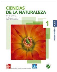 Geekmag.es Ciencias De La Naturaleza 1º Eso (C.valenciana) Image