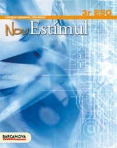Padella.mx Nou Estímul 3 Eso. Llibre De L Alumne Educación Secundaria Obligatoria - Segundo Ciclo - 3º Image