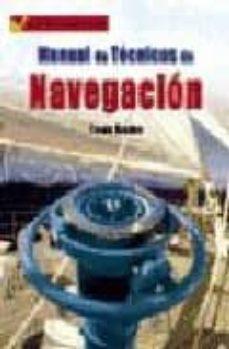 Cdaea.es Manual De Tecnicas De Navegacion Image