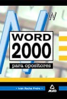 Cdaea.es Word 2000 Para Oposiciones Image