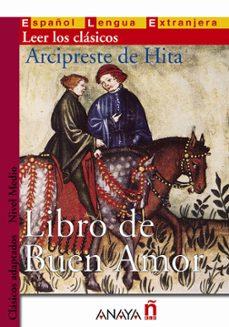 libro del buen amor-arcipreste de hita-9788466716864