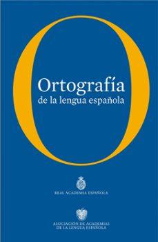 ortografia de la lengua española-9788467034264