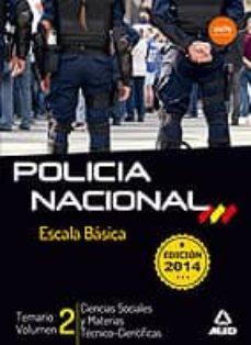 Alienazioneparentale.it Escala Basica Policia Nacional Temario Vol.2 Image