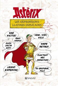 astèrix: les expressions llatines explicades-bernard-pierre molin-rene goscinny-9788469624364
