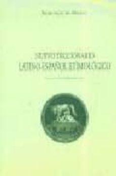 Geekmag.es Nuevo Diccionario Latino-español Etimologico (Ed. Facsimil) Image
