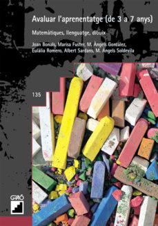 Mrnice.mx Avaluar L Aprenentatge (De 3 A 7 Anys) Matematiques, Llenguatge I Dibuix Image