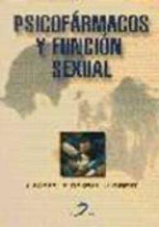 Descargas ebooks pdf PSICOFARMACOS Y FUNCION SEXUAL