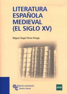 Titantitan.mx Literatura Española Medieval (El Siglo Xv) Image