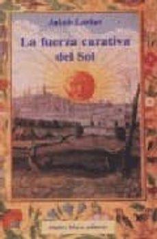 la fuerza curativa del sol-jakob lorber-9788480101264
