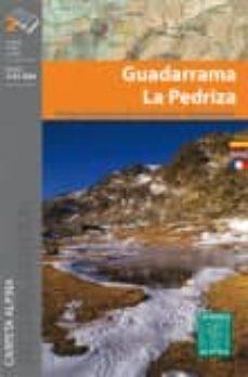 guadarrama - la pedriza (carpeta)-9788480905664