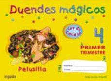 Inmaswan.es Duendes Magicos. Pelusilla 4 Años (Infantil) (1er Trimestre) Image
