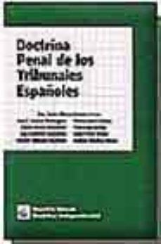 Carreracentenariometro.es Doctrina Penal De Los Tribunales Españoles Image