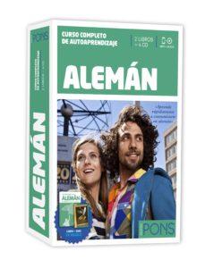 Inmaswan.es Curso Pons Aleman (2 Libros + 4 Cd + Dvd + Cazapalabras) Image
