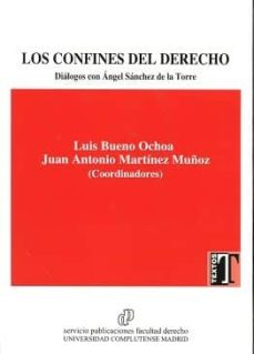 LOS CONFINES DEL DERECHO - LUIS BUENO OCHOA |