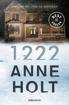 Libros descargables gratis para teléfono. 1222 de ANNE HOLT PDB FB2