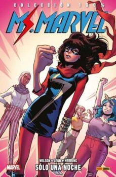 Permacultivo.es Ms Marvel 9: Solo Una Noche Image
