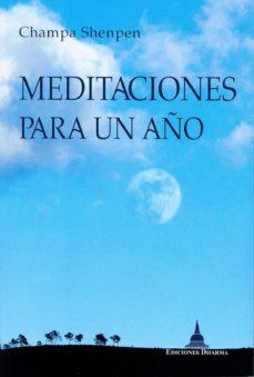 meditaciones para un año-champa shenpen-9788494532764