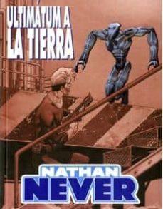 Carreracentenariometro.es Nathan Never: Ultimatum A La Tierra Image