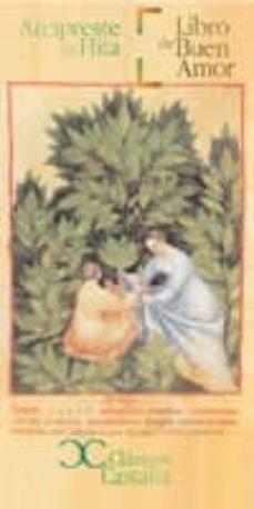 libro de buen amor-arcipreste de hita-9788497400664